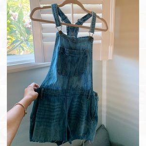 Old Navy Short Overalls!